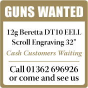 Guns Wanted Beretta DT10