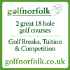 Golf at Wensum Valley Hotel