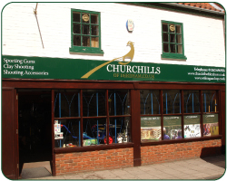 Photo of Churchills shop